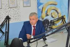 """Интервью И.И.Чесницкого радиостанции """"Восток России"""""""