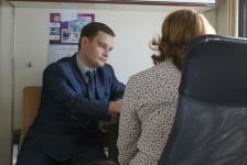 Результаты работы выездной приёмной Уполномоченного на базе передвижного клинико-диагностического центра «Терапевт Матвей Мудров» показали востребованность юридической помощи у жителей поселений