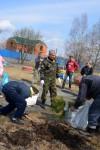 Весенний субботник в Хабаровском крае