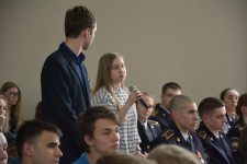 На базе внештатной кафедры Уполномоченного по правам человека в Хабаровском крае состоялась очередная открытая лекция для студентов ведущих ВУЗов краевого центра