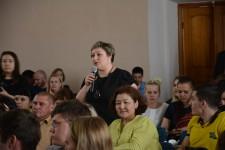Состоялась третья открытая лекция из цикла, посвященного роли отдельных органов государственной власти в обеспечении прав и свобод человека и гражданина