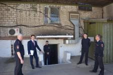 Сотрудники аппарата Уполномоченного по правам человека в Хабаровском крае посетили изоляторы временного содержания в г. Бикин и г. Вяземский