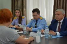 Личный приём в городе Хабаровске