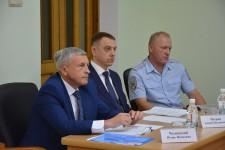 Игорь Чесницкий принял участие в расширенном заседании коллегии краевой прокуратуры