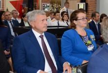 Уполномоченный по правам человека Игорь Чесницкий поздравил коллектив Следственного управления Следственного комитета Российской Федерации с 10-ой годовщиной со дня образования