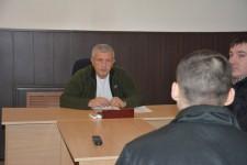 И.И. Чесницкий проверил соблюдение прав осужденных в исправительном учреждении г. Комсомольска-на-Амуре