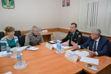 Первый в новом году совместный приём граждан состоялся в г. Комсомольске-на-Амуре