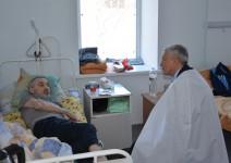 Уполномоченный помог одинокому инвалиду обрести кров в доме-интернате, а также ознакомился с условиями проживания и социального обслуживания в доме-интернате